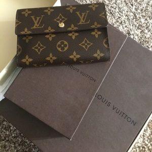 Louis Vuitton Wallet vintage and authentic